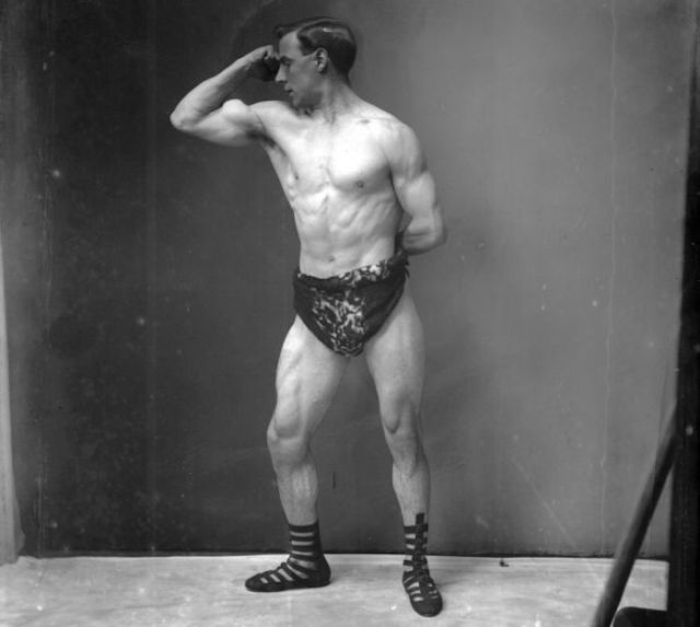 A Comparison of Bodybuilding Throughout the Years