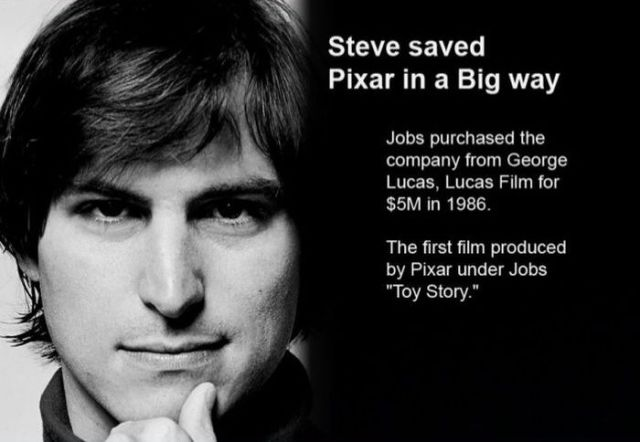 Interesting Information You May Not Know About Steve Jobs