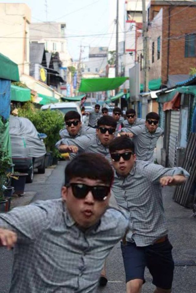 Korean Photoshop Trolls Make Their Own Rules