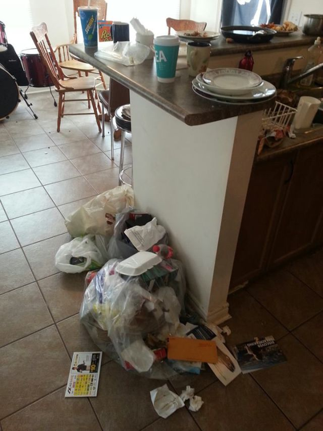 Owners Come Home to This After Summer Renters Leave