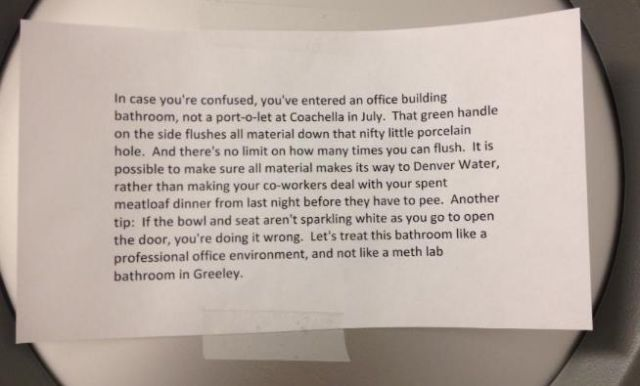 Proof That Office Co-Workers Are the Worst