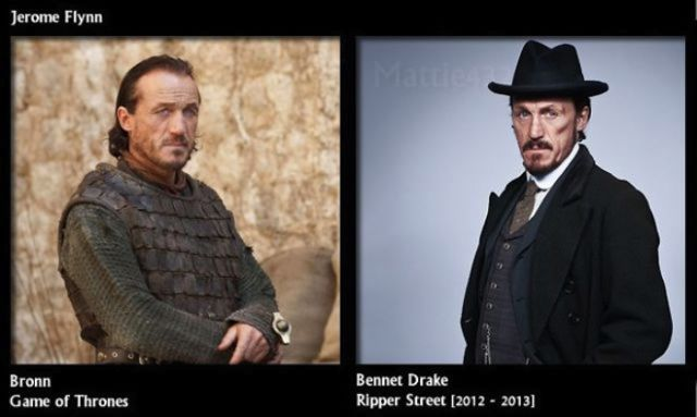 """Roles You Might Remember These """"Game of Thrones"""" Actors from"""
