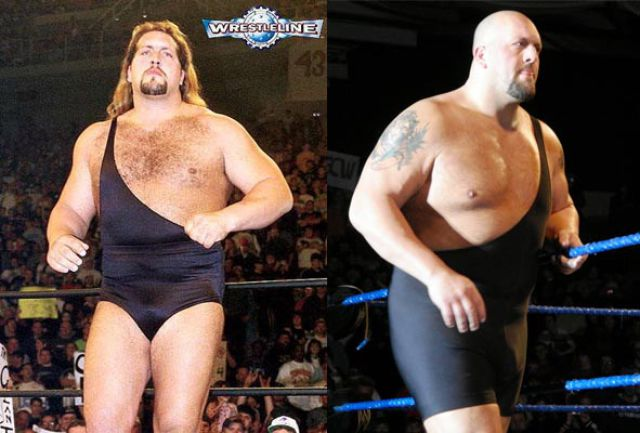 The Greatest Wrestling Legends Past vs. Present