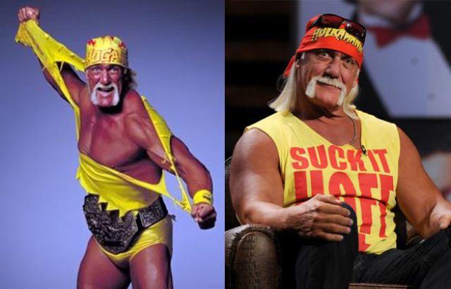 The Greatest Wrestling Legends Past vs. Present