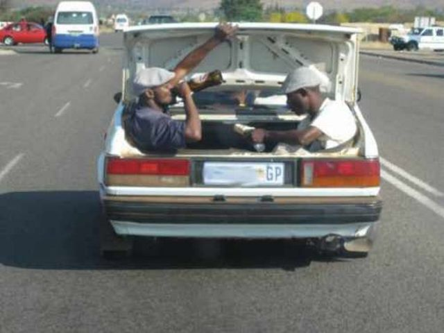 The Oddest and Funniest Things People Have Spotted while Driving