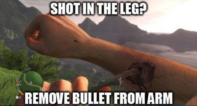 This Is Video Game Logic for You!