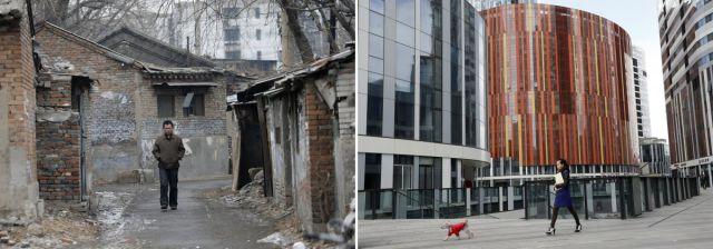 Poignant Photos Highlight China's Massive Wealth Gap