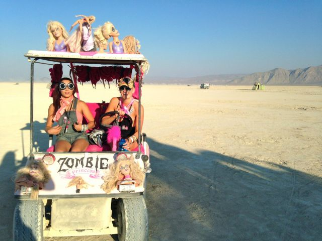 The Cool and Creative Costumes Seen at Burning Man This Year