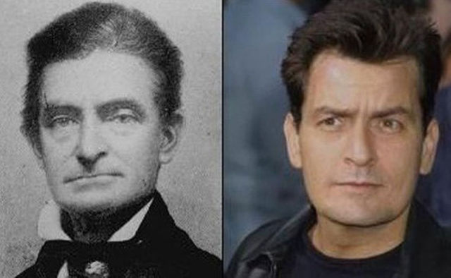 Creepily Similar Celebrity Doppelgangers