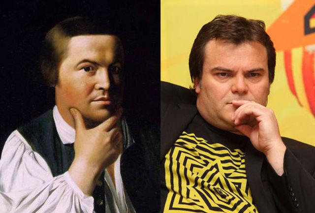 Creepily Similar Celebrity Doppelgangers