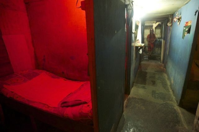The Red Light District of Jakarta