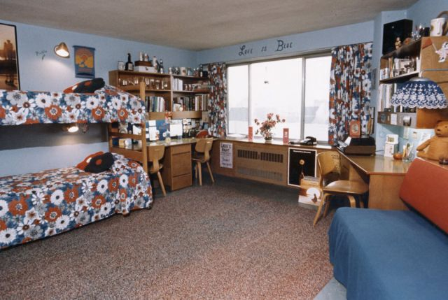 The Evolution Of College Dorm Rooms Over The Last 110