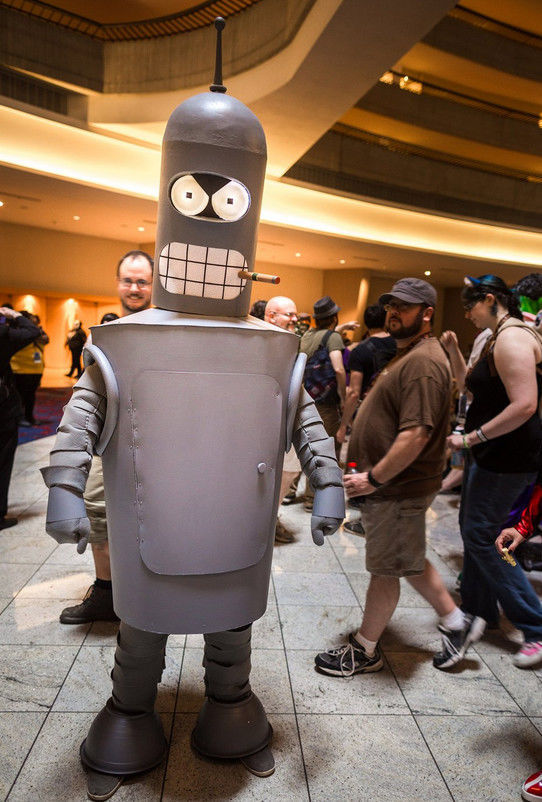 Awesome Cosplay from the Dragon Con 2013