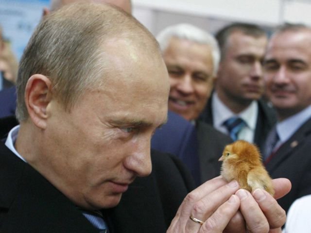 Vladimir Putin Is a Man to Be Reckoned with