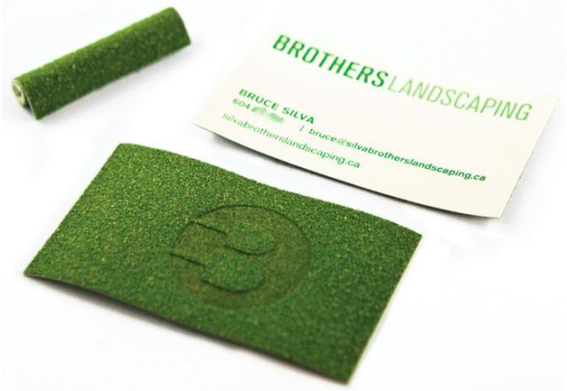 Clever Creative Business Cards That Look Cool Too
