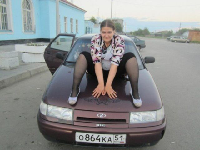 "There Really Are Some ""Oddballs"" on Russian Social Networks"