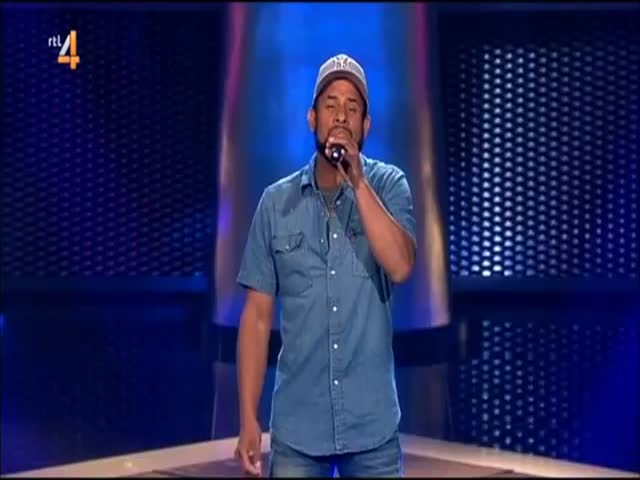 Bob Marley Reincarnated in Contestant of 'The Voice of Holland'