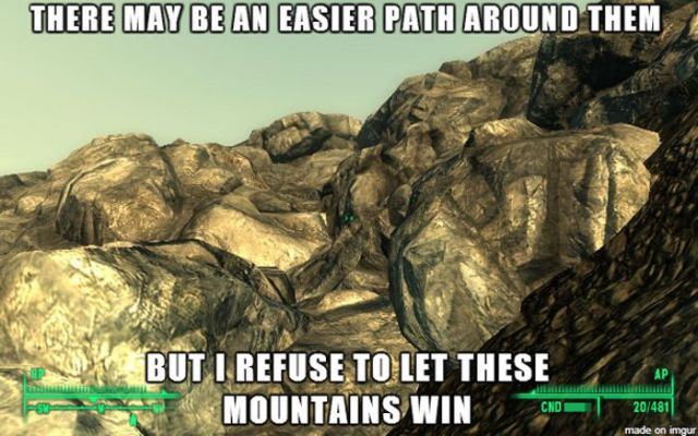 Funny Gaming Pics That Gamers Will Appreciate