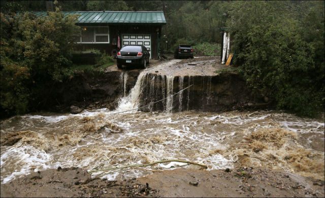 Major Floods Wreak Havoc in Colorado