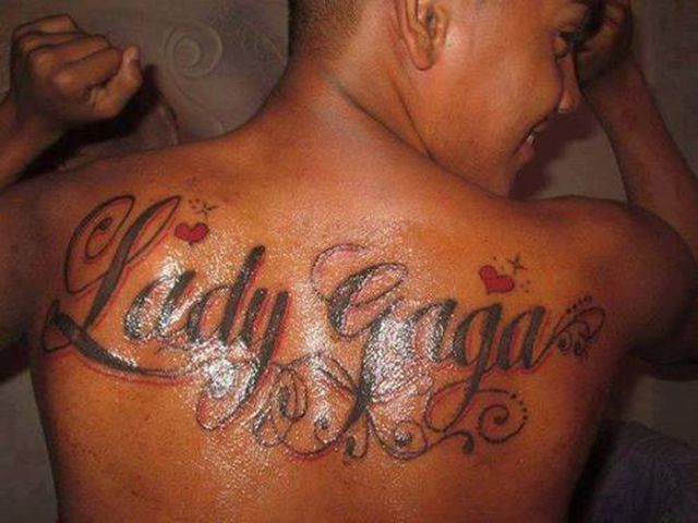 Some Seriously Awful Tattoo Choices