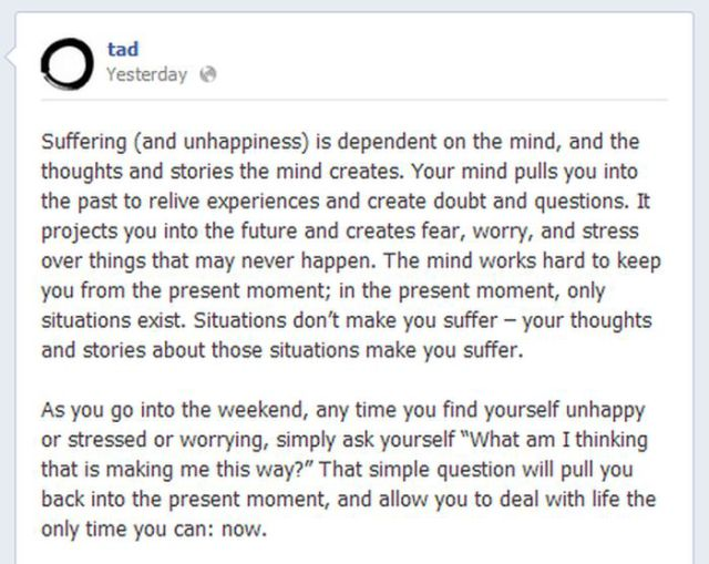 Wise Sayings That Take a Zen Approach to Living…