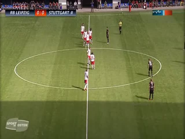 Kickoff Leads to Amazingly Fast and Beautiful Goal