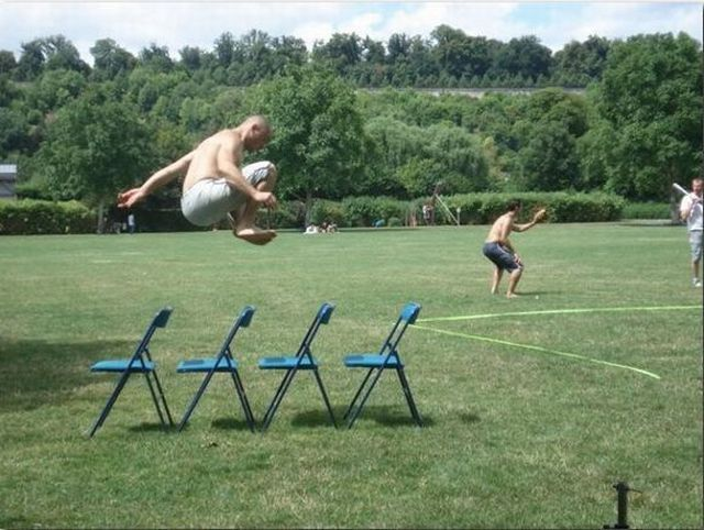 Classic Pics That Amazingly Well-Timed