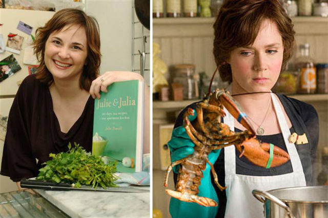 Great Re-incarnations of Actors Portraying Real-life Famous People