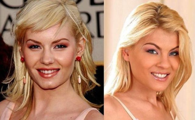 Porn Star Lookalikes of Female Celebs