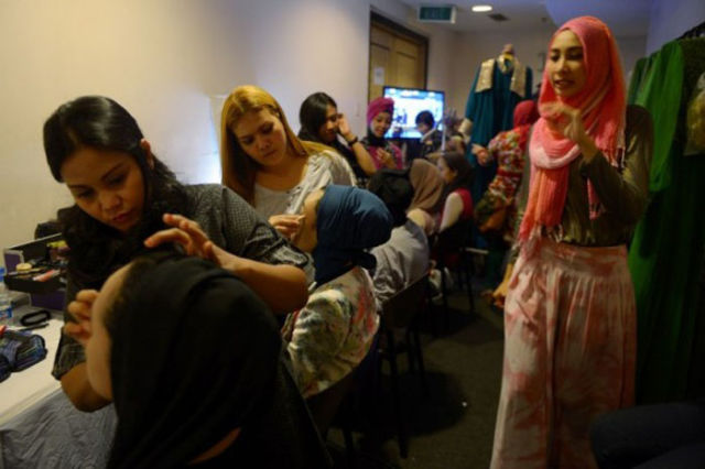 A Beauty Pageant with a Religious Twist