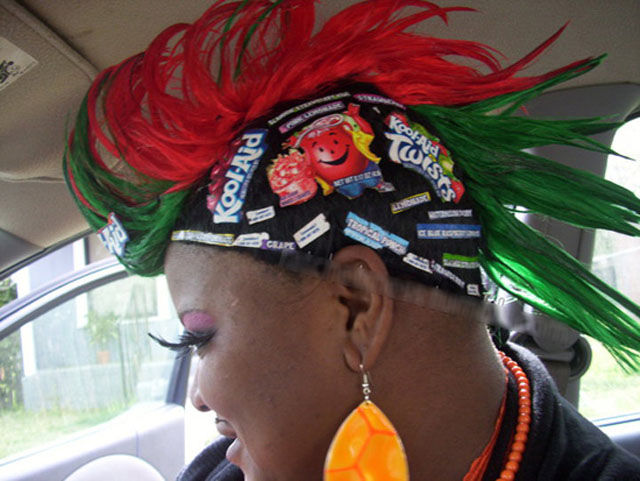 Hair Styles We Won't Be Seen Dead with
