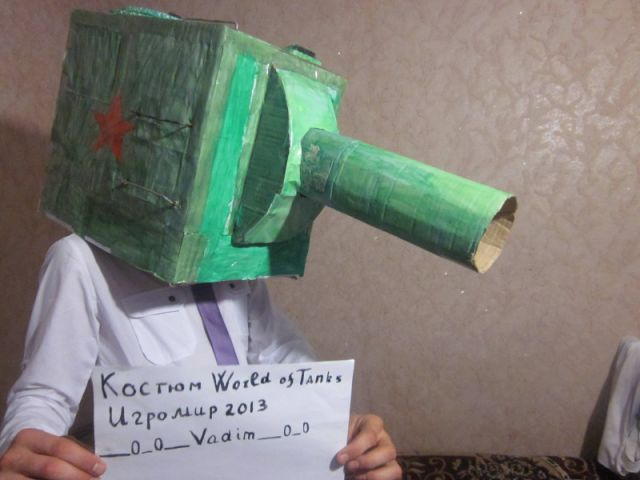 DIY Costumes for Igromir 2013
