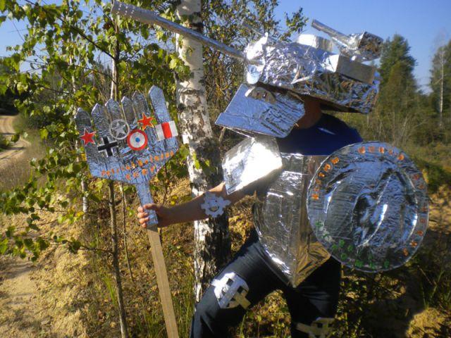 DIY Costumes for Igromir 2013