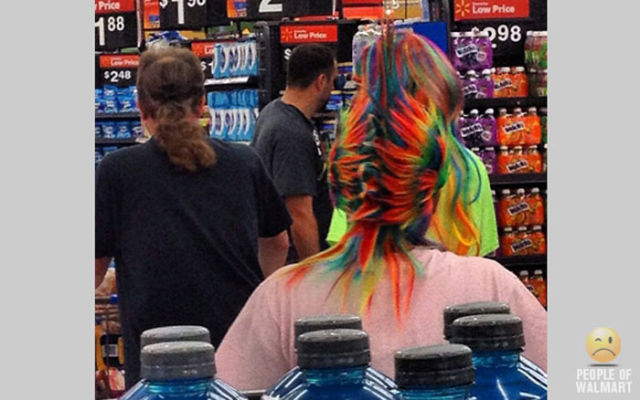 Walmart Really Does Attract the Weirdest People Around