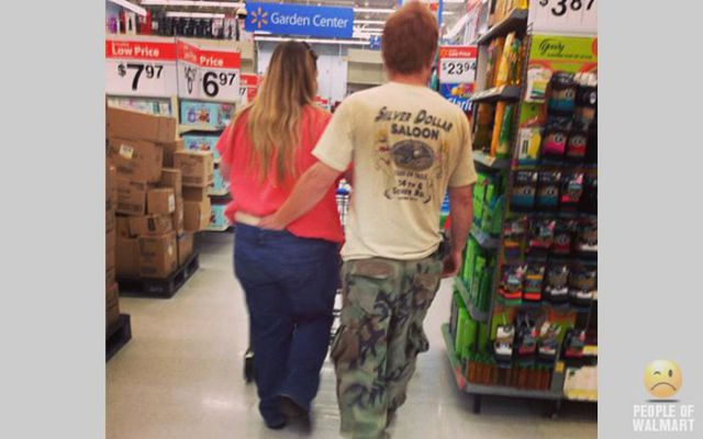 b6e4146d5364bb Walmart Really Does Attract the Weirdest People Around (50 pics ...