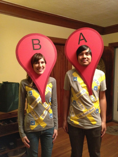 Fun and Unusual Halloween Costumes for Two People