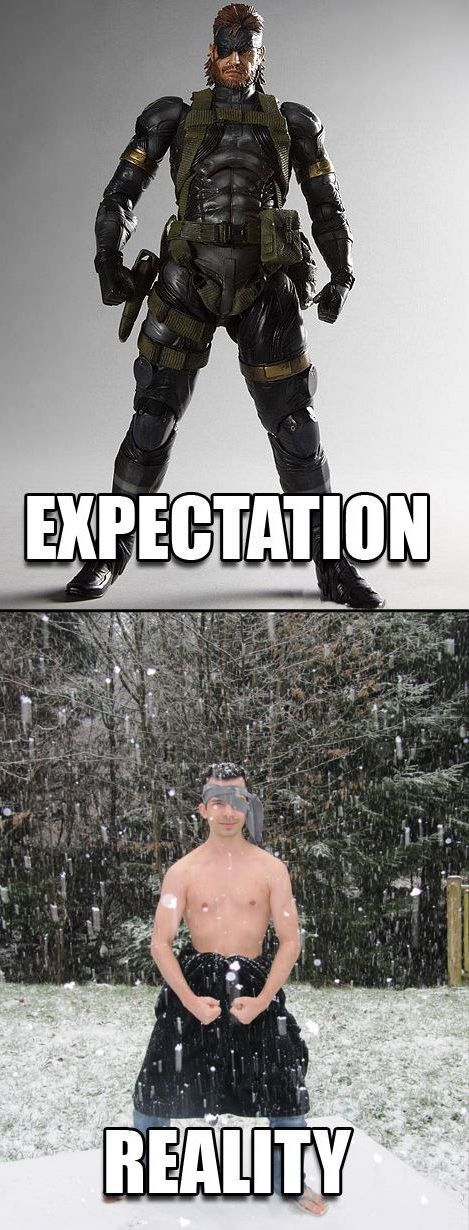 The Sad Fact of Real Life vs. Your Expectations