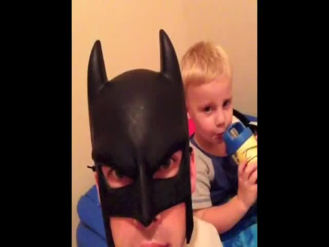 BatDad: the Coolest Parent and Superhero You'll Ever See