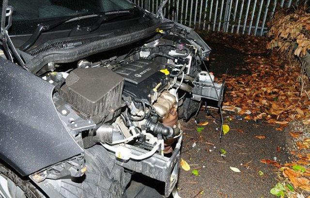 British Car Thieves Work a Little Bit Harder