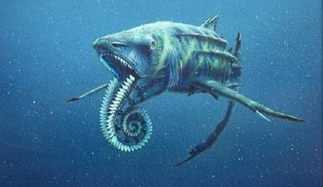 Unusual Alien-Like Creatures That Really Existed in Prehistoric Times
