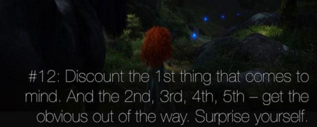 Pixar's Rules to Live By for Great Movie Storytelling