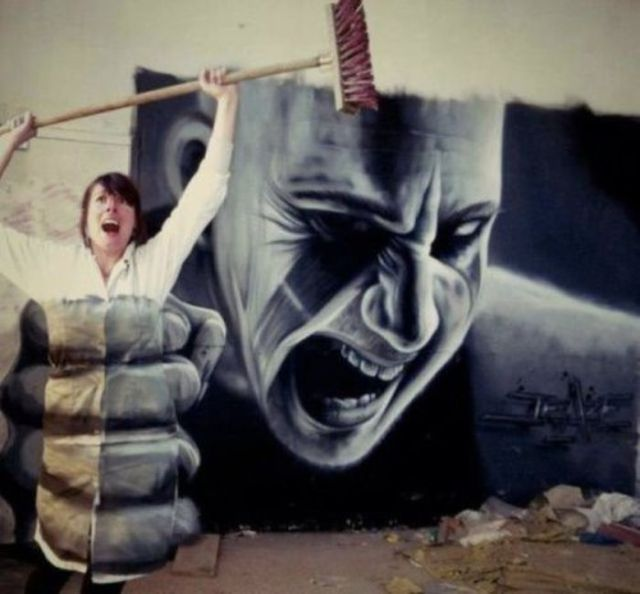 Graffiti Art That Is Both Smart and Coolly Creative