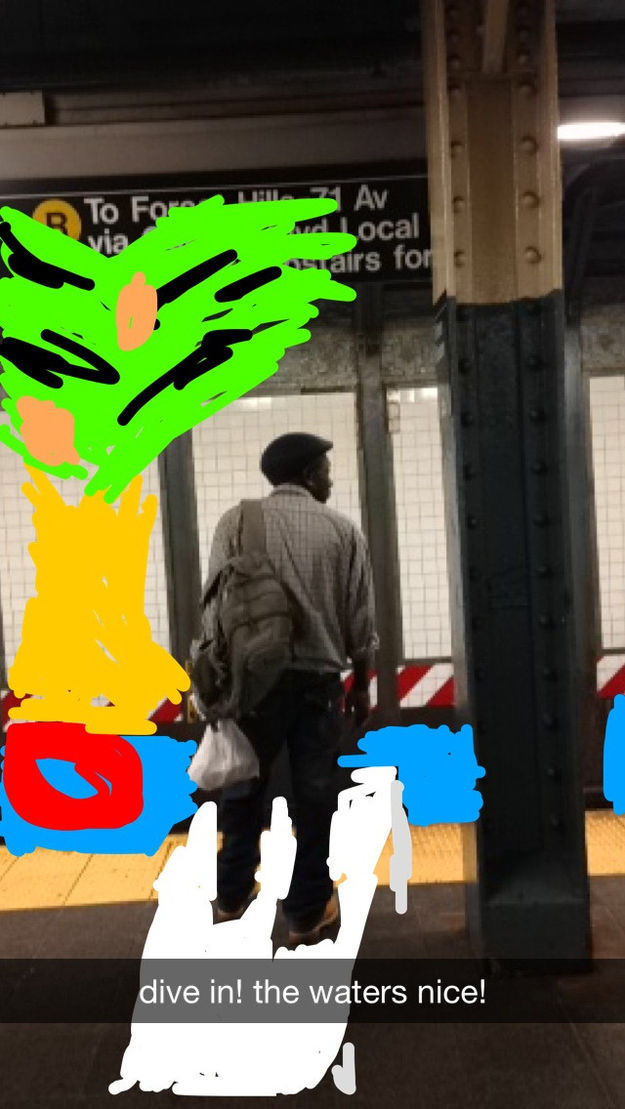 SnapChat Will Revolutionise Your Daily Commute