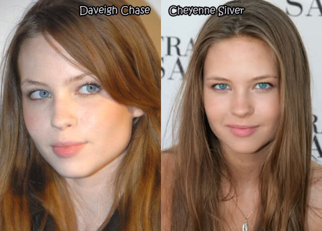 Porn Star Lookalikes of Popular Celebs