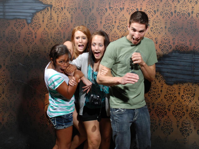 Prepare to Get the Fright of Your Life When You Go Inside This Haunted House