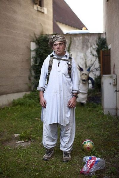 An Afghan Town in the Middle of Germany