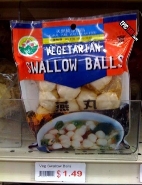 Food Names That Are Truily Terrible