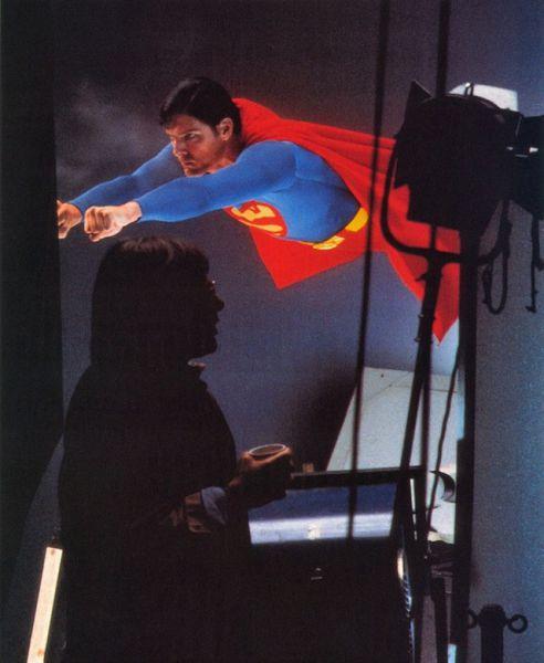 Intimate Cast Photos Taken on Movie Sets