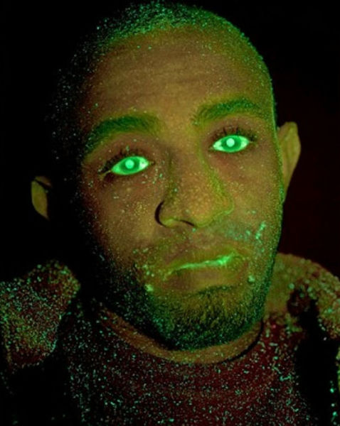 New Police Technology Turns Thief into Green Mutant