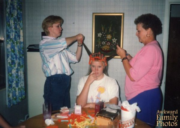 Really Cringe-Worthy Family Photographs